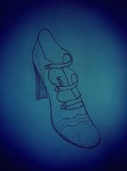 Stephane Kelian Shoe - Blue