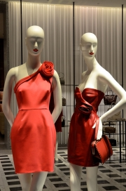 VALENTINO - RED - RODEO DRIVE - BEVERLY HILLS