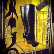 VERSACE BOOTS - LOS ANGELES